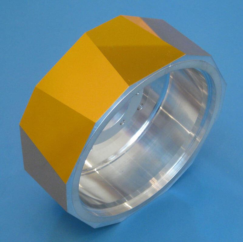 Polygon Mirrors Precision Laser Scanning